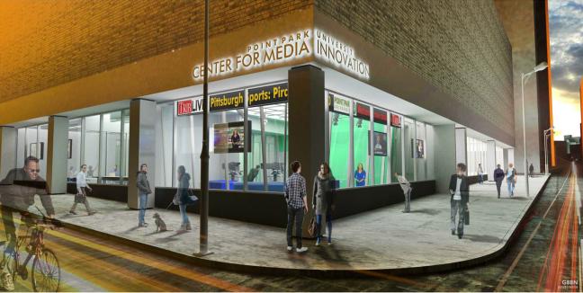 Point Park Media Innovation