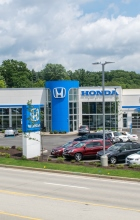 South Hills Honda New Dealership
