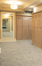 Allegheny Country Club Women's Locker Room
